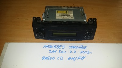 RADIO CD AM/FM  MERCEDES SPRINTER 311