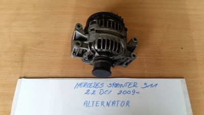 ALTERNATOR MERCEDES SPRINTER W906