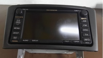 STACJA MULTIMEDIALNA SD/DVD/MP3/NAVI 08662-00910