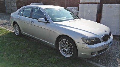 BMW E66 730D LIFT 231KM 2006R Z DOW. V5C FULL !!!