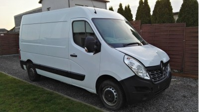 RENAULT MASTER MM35 125 DCI BUSINESS 2014R. Z V5C
