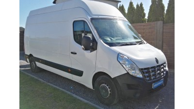 RENAULT MASTER MAX 2,3 DCI 125 2013R. Z DOW. V5C